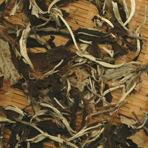 100 g Yue Guang Bai, China Yunnan, White Moonlight, weißer Tee, bio